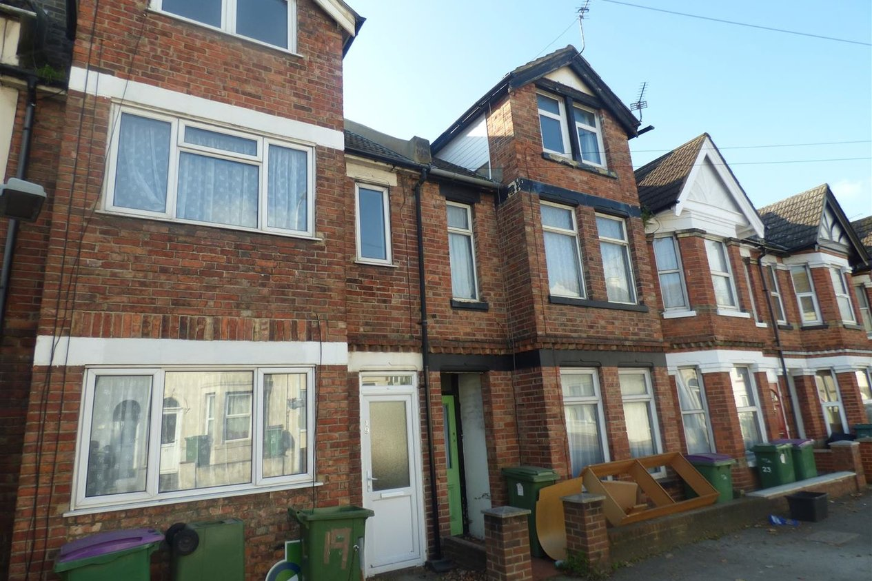 Properties Let Agreed in Pavilion Road