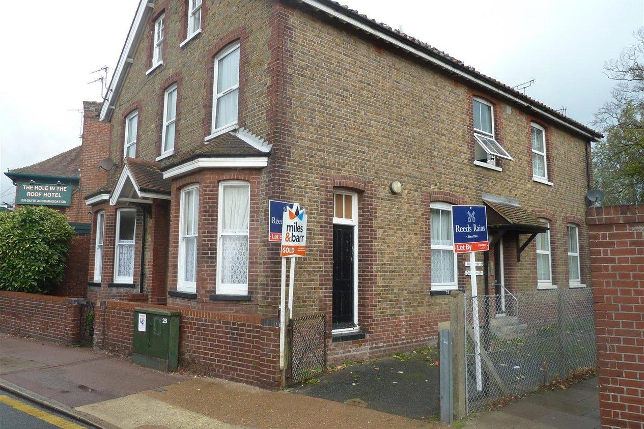 Properties Let Agreed in Queen Street