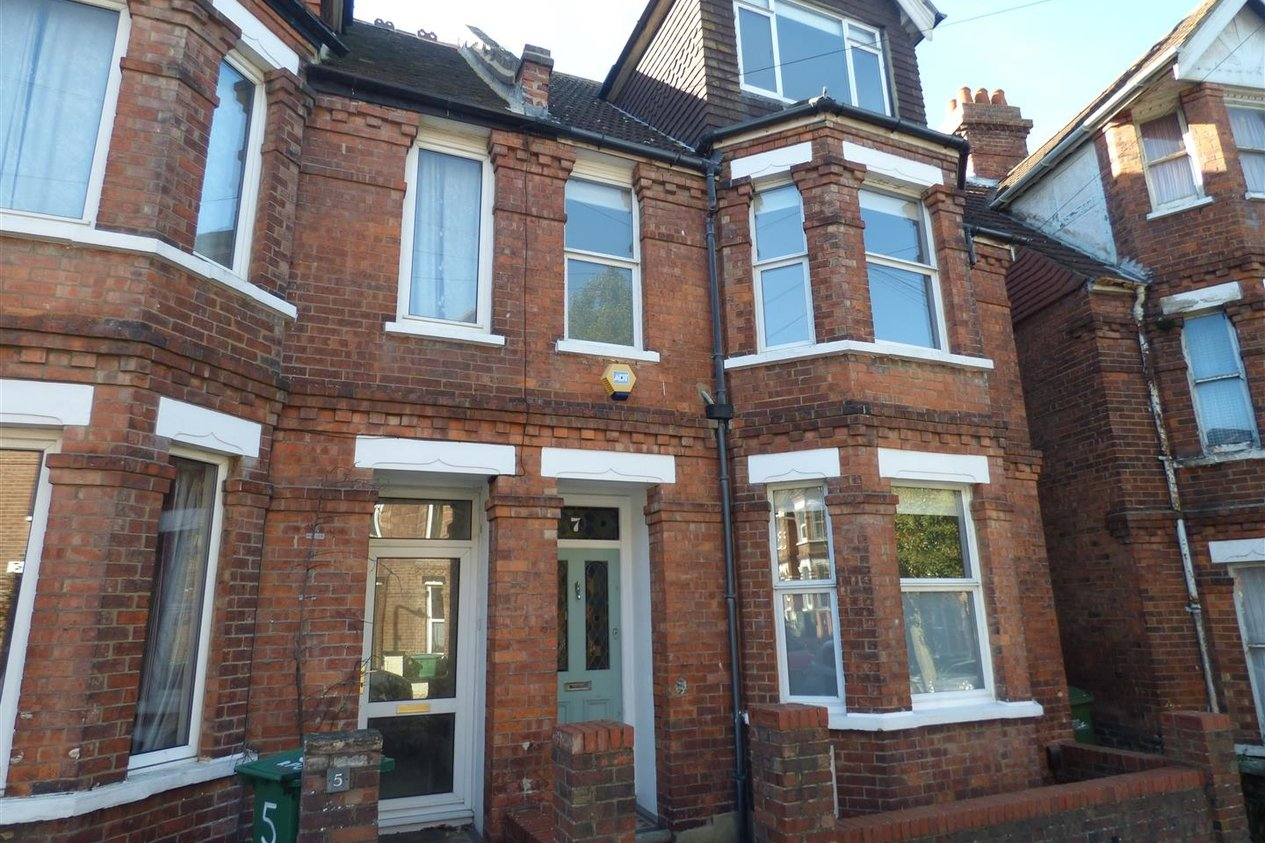 Properties Let Agreed in Radnor Park Crescent