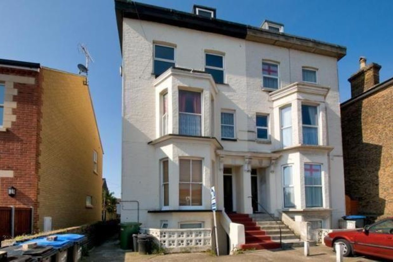 Properties Let Agreed in St. Peters Road