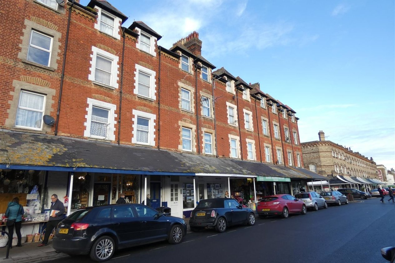 Properties To Let in Station Road