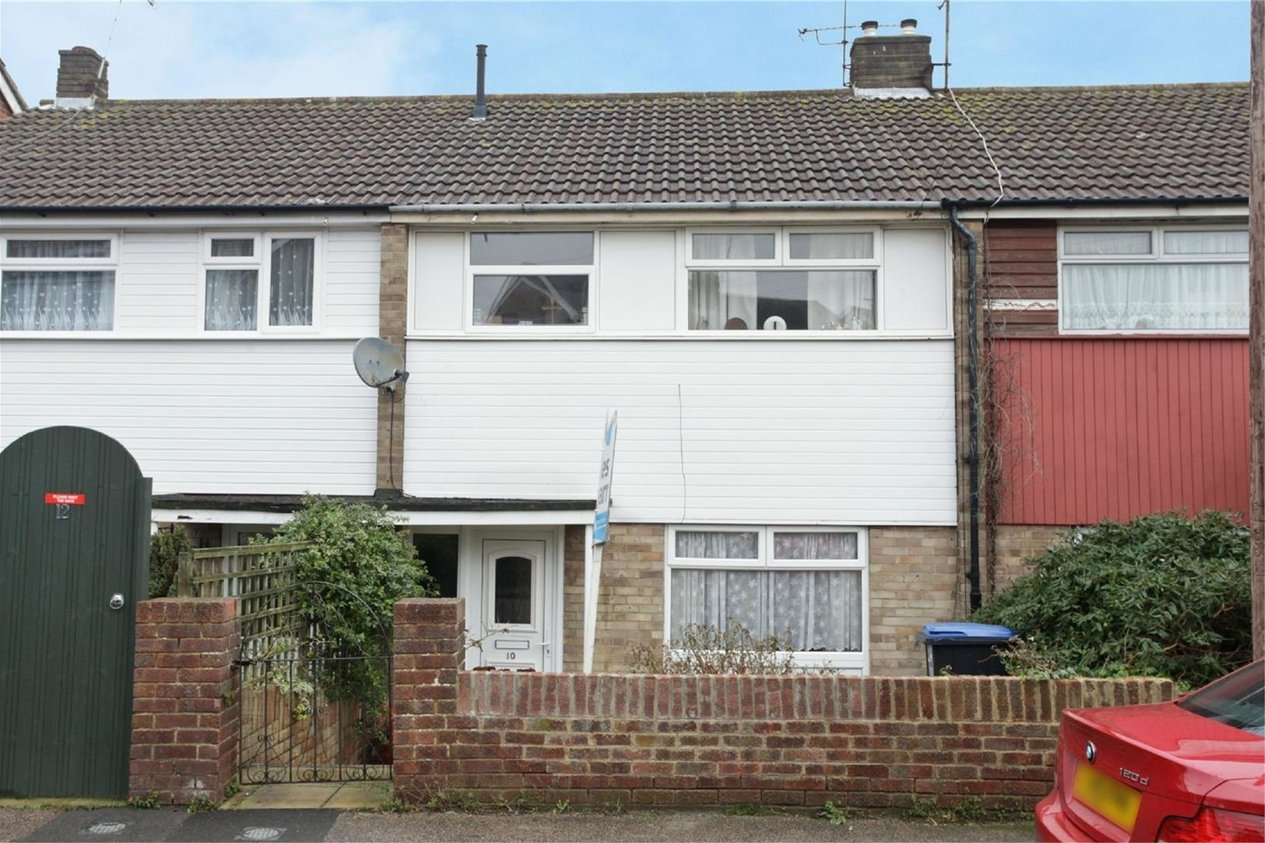 Properties Let Agreed in Stephens Close