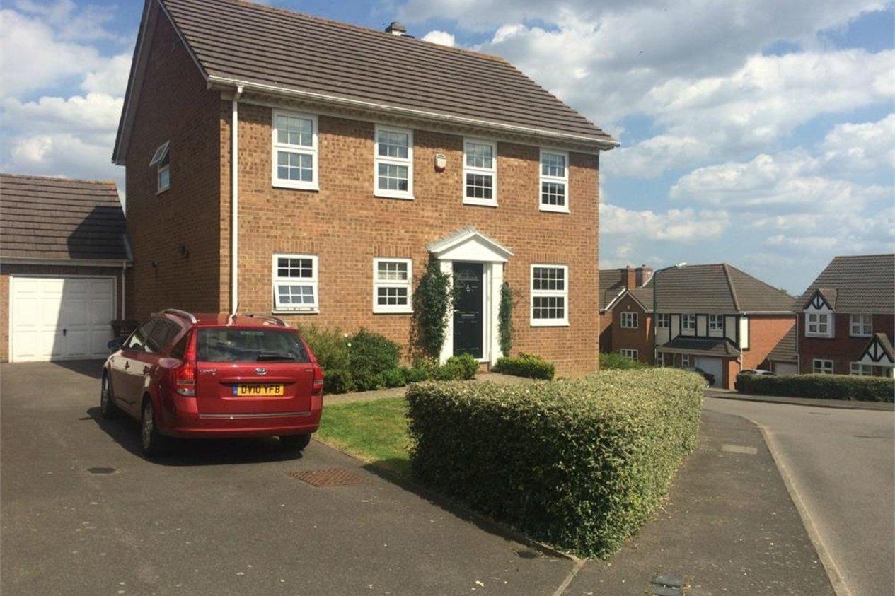 Properties Let Agreed in Merryfields Strood
