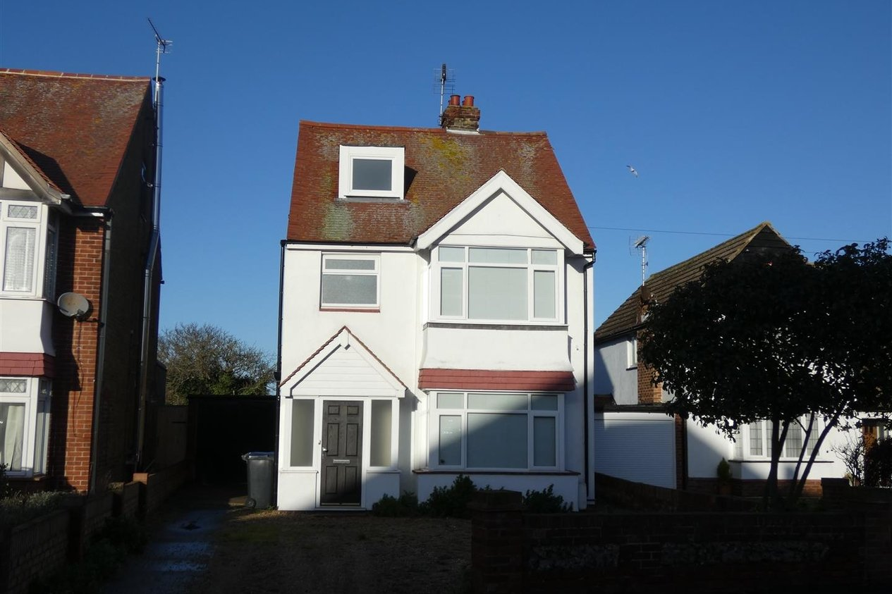 Properties Let Agreed in Westbrook Avenue
