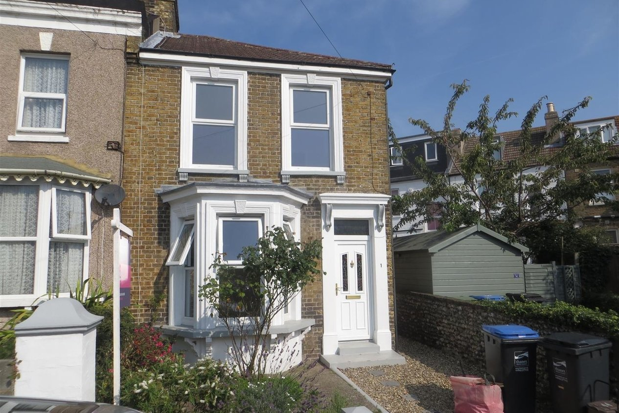 Properties Let Agreed in Willsons Road