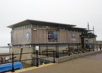 The Hythe Bay Seafood Restaurant